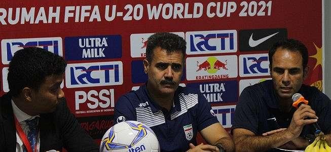 Dikalahkan Timnas Indonesia U-19, Pelatih Iran Kambing Hitamkan Hal Ini