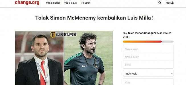 Sudah Pantaskah Simon McMenemy Tinggalkan Timnas Indonesia?