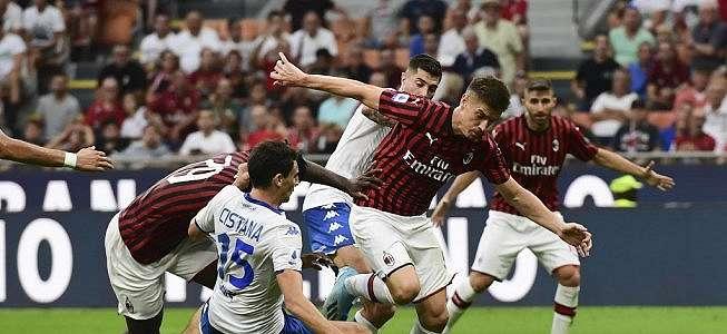 AC Milan Vs Inter Milan, Conte Bidik Tiga Poin di Derby Della Madonnina