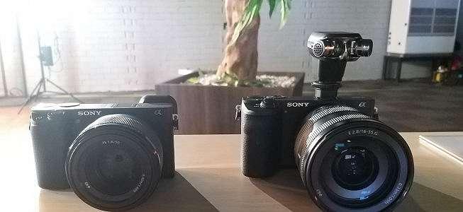 Sony Alpha 6600 dan 6100 Meluncur, Ini Spesifikasi dan Harganya