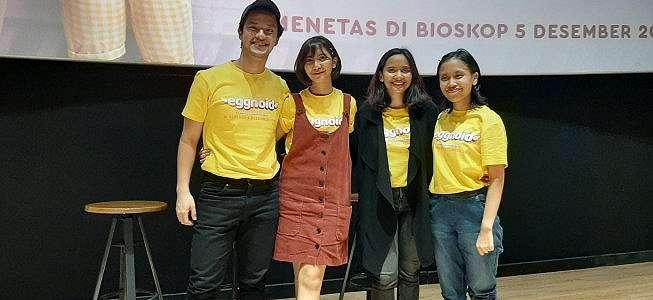 Film Eggnoid Tayang Serentak Hari Ini, Tiketnya Cuma Rp 5.000