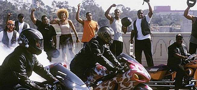 Sinopsis Biker Boyz, Duel Pembalap Tentukan Raja Jalanan