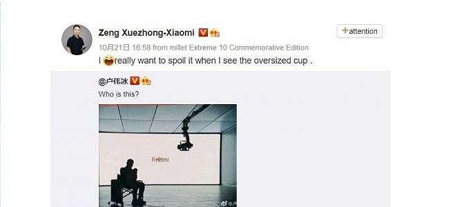 Beredar Teaser Xiaomi Akan Luncurkan Redmi K30S, Ini Spesifikasinya?
