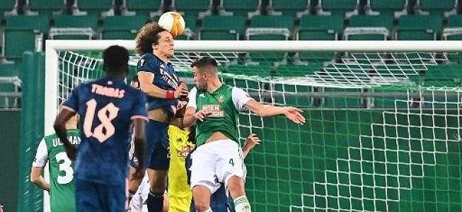 Link Live Streaming Arsenal vs Dundalk, Liga Europa 30 Oktober