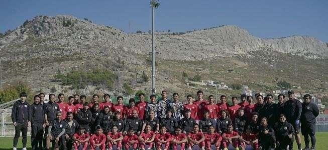 Rangkuman Pencapaian Timnas Indonesia U-19 Selama TC di Kroasia