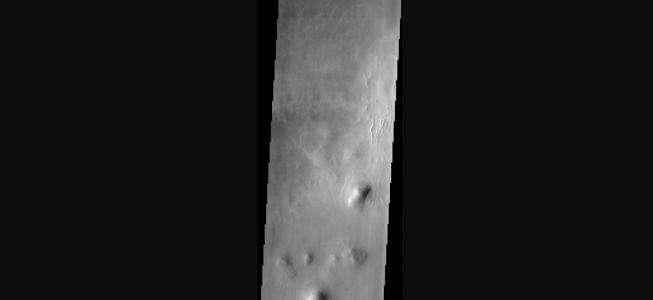 Ilmuwan Temukan Lokasi Pendaratan Potensial Manusia di Mars