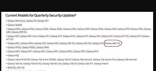 Peluncuran Samsung Galaxy A82 5G Ditunda, Ternyata Penyebabnya...