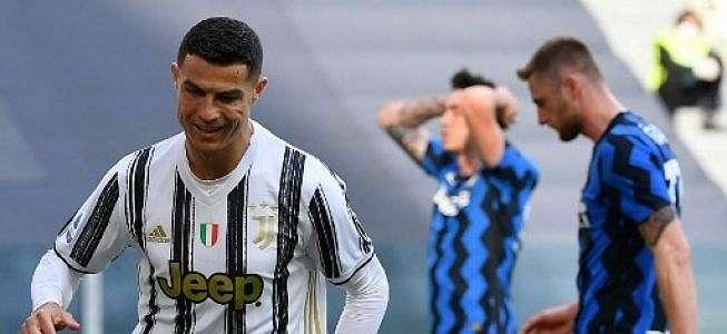 Diwarnai Tiga Penalti dan Dua Kartu Merah, Juventus Hantam Inter 3-2