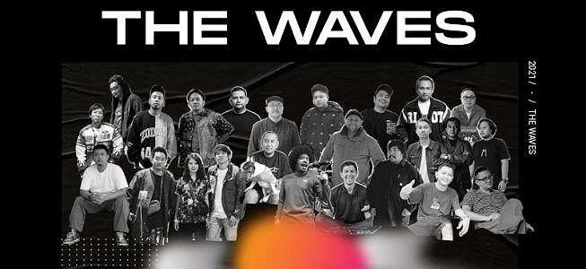 Serial The Waves Sisipkan Pesan Penting Buat Pecinta Fesyen