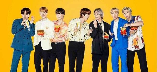 Heboh BTS Meal, Netizen Korea Bingung Lihat Antrean Ojol di McDonalds