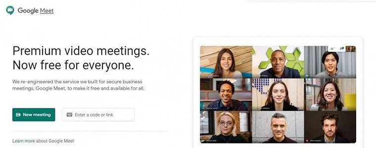 Cara Mudah Ganti Nama di Google Meet