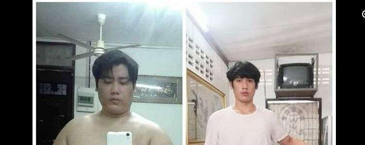 Viral Penampilan Pria Turun 80 Kg dalam Setahun, Kini Panen Pujian Warganet