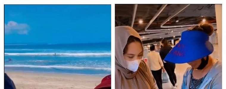 Viral Pijat Kaki di Pinggir Pantai Bali Sampai Rp2,6 Juta, Rincian Harganya Bikin kaget