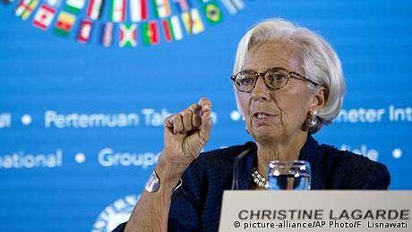 Kepala IMF Bela Kebijakan Bank Sentral AS Naikan Suku Bunga