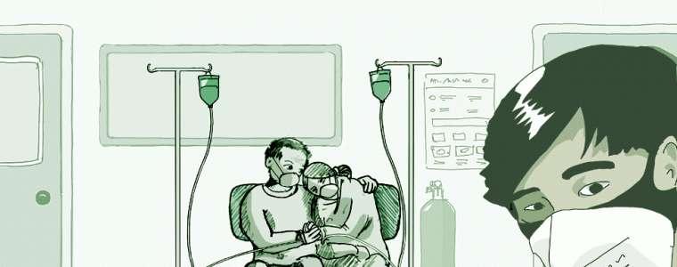 Kesaksian Warga Wuhan: Rumah Sakit Bagaikan Kuburan