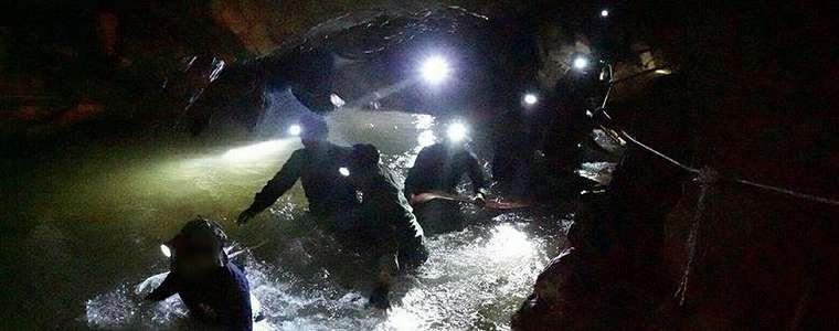 Hikayat putri yang bunuh diri di gua Tham Luang Nang Non Thailand