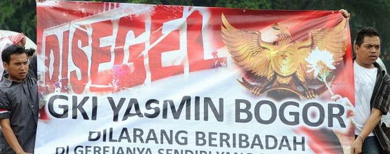 Persoalan Gereja Yasmin Bogor 'Akan Selesai' Tahun ini