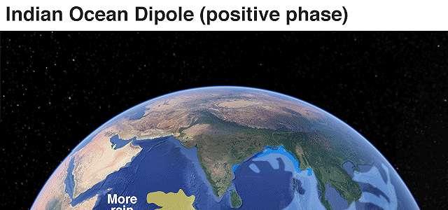 Nino Hindia: Gejala cuaca yang akan membuat Indonesia bagian barat lebih sering mengalami kekeringan