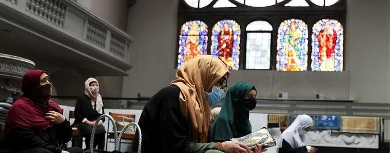 Ramadhan: Gereja di Jerman Dibuka untuk Salat Umat Muslim