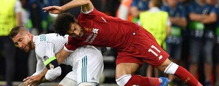 Cedera Mohamed Salah di final Liga Champions masuk soal ujian kuliah