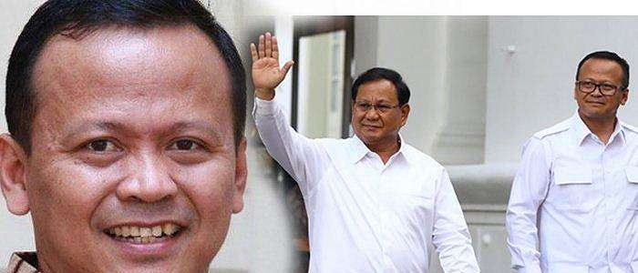 Prabowo Subianto Akhirnya Tanggapi Kabar Edhy Prabowo Ditangkap KPK, Beri Arahan Ini untuk Gerindra