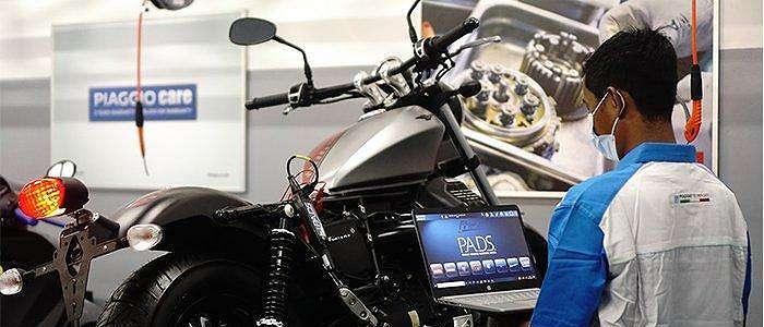 PT Piaggio Indonesia Suguhkan Pengalaman Otomotif Menarik di Motoplex Terbaru