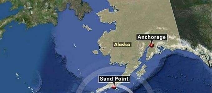 Tsunami Kecil Menerjang Alaska setelah Terjadi Gempa 7,5 SR, Warga Sekitar Dievakuasi