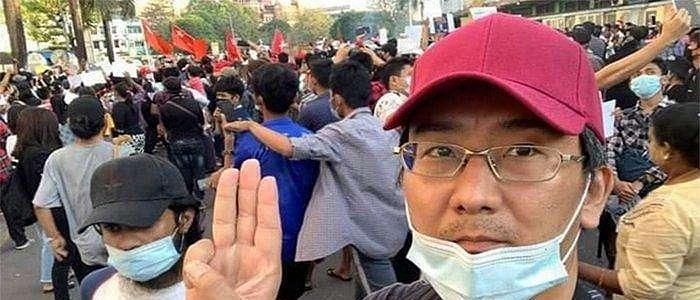 Junta Myanmar Bebaskan Reporter Asal Jepang dan Penjarakan Jurnalis Lokal
