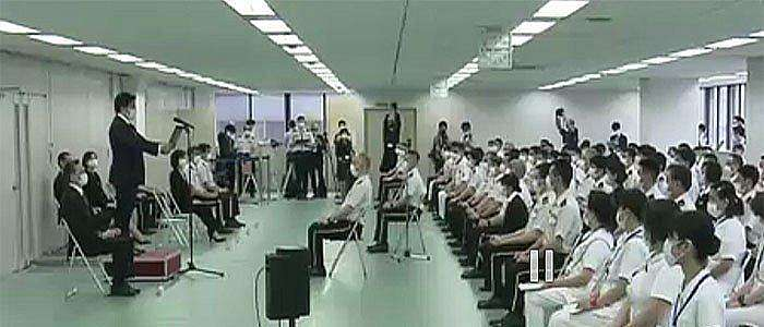 Jumlah Warga Tokyo Terpapar Covid-19 Diperkirakan Meningkat 3 Kali Saat Olimpiade Jepang