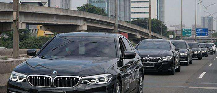 BMW Astra Morning Run, Ajang Kumpul Para Pecinta BMW dan Mini