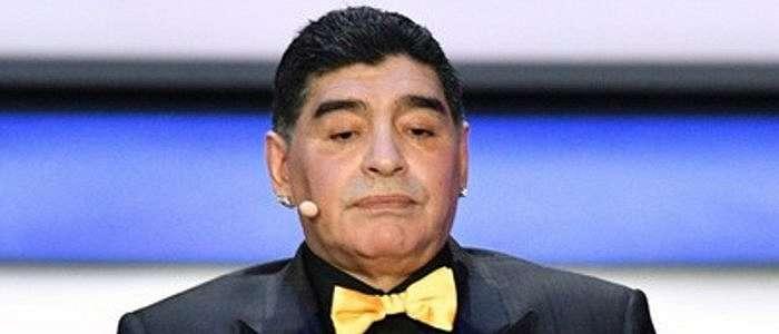 Kronologi hingga Penyebab Meninggalnya Maradona, Berikut Profil Pemain Legenda Timnas Argentina