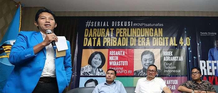 DPP KNPI Dukung Penuh Komjen Sigit Jadi Kapolri