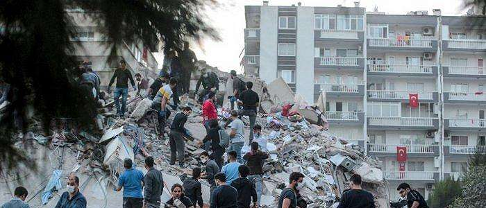 Yunani dan Turki Lupakan Konflik, Kini Saling Bantu Tangani Gempa