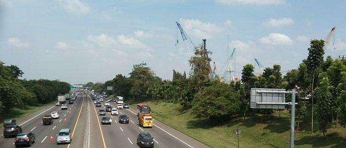 Empat Hari Libur, Jasa Marga Catat 655 Ribu Kendaraan Tinggalkan Jakarta