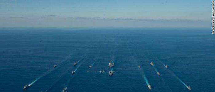 Jepang-Amerika Serikat Gelar Latihan Militer Gabungan