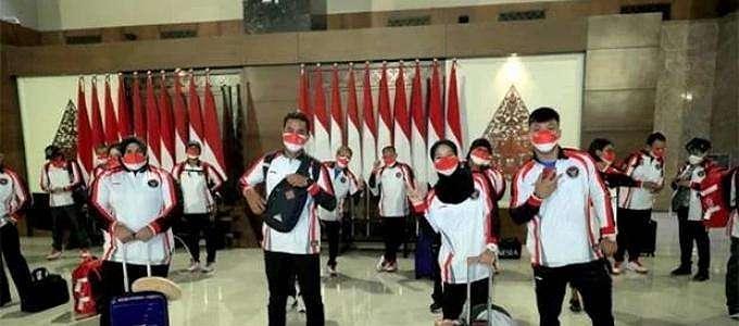 Chef de Mission Tim Indonesia: Gerak Atlet dan Ofisial Dibatasi Selama di Penginapan
