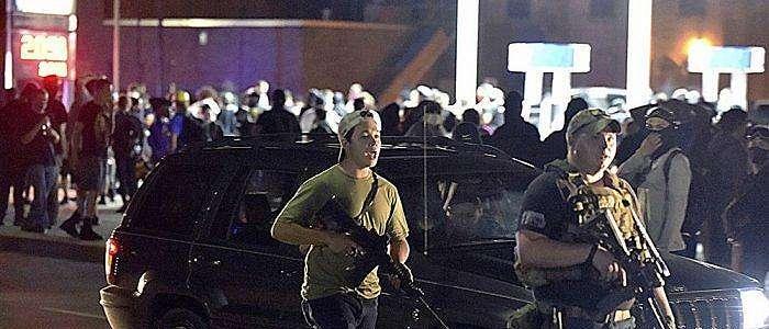 Penembakan Fatal di Kenosha, Kyle Rittenhouse Gunakan Stimulus Covid-19 untuk Beli AR-15