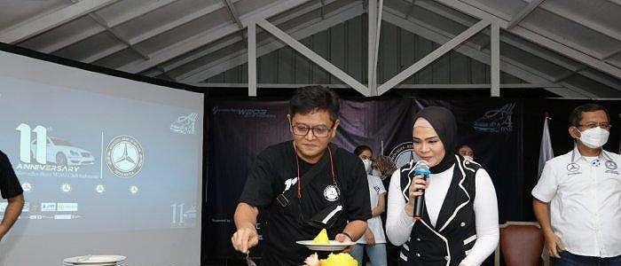 Mercedes-Benz W203 Club Indonesia, Makin Solid di Usia 11 Tahun