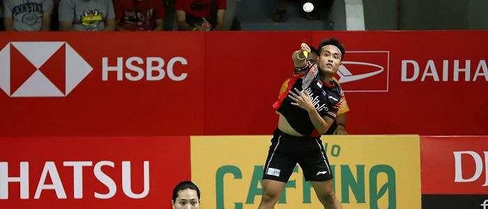 Rekap Hasil Thailand Open II 2021, Ganda Campuran Indonesia Tersisa Hafiz/Gloria