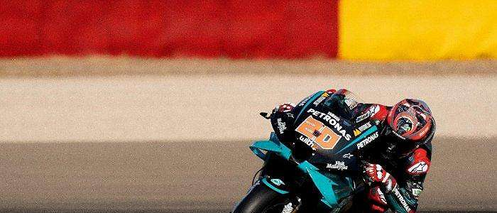 Emosinya Turun-Naik, Fabio Quartararo Mau Temui Psikolog, MotoGP 2020 Bikin Stres?