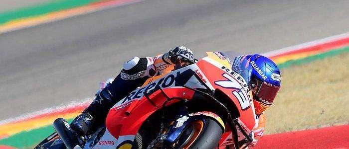 Jadwal Siaran Langsung MotoGP Teruel 2020 - Rossi Tersiksa Nonton Balapan dari Rumah