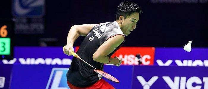 Piala Sudirman 2021: Kento Momota Siap Balaskan Dendam Kekalahan Olimpiade, Berikut Ini Skuat Jepang