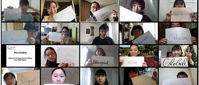 Pelajar dari 14 Negara Termasuk Indonesia dan Jepang Tandatangani Deklarasi Perdamaian Hiroshima