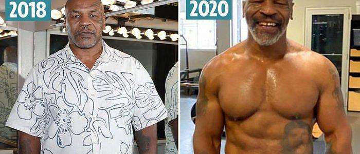 Kronologi Kembalinya Mike Tyson ke Ring Tinju: Mulanya Diledek Gendut