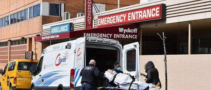 Amerika Serikat Catat Jumlah Harian Covid-19 Tertinggi Sejak Awal Pandemi, Ada 82 Ribu Kasus Baru