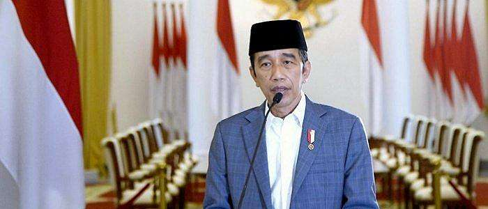 Jokowi : Indonesia Mengecam Keras Peryataan Presiden Prancis Emmanuel Macron