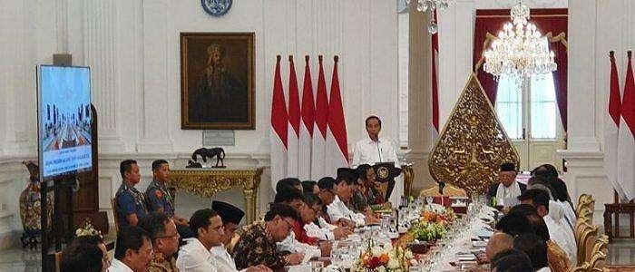 Satu Tahun Pemerintahan Jokowi-Ma'ruf, Bamsoet Minta Hubungan Antar Menteri Lebih Harmonis