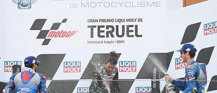 Jadwal MotoGP 2020 Usai GP Teruel Sirkuit Aragon, Kembalinya sang Legenda Valentino Rossi