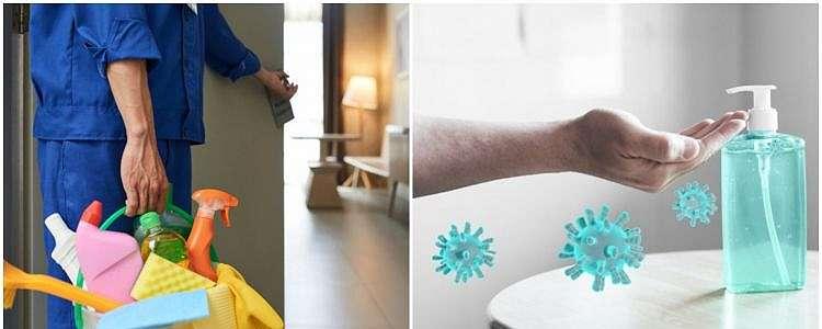 Cegah corona, kenali kegunaan disinfektan dan antiseptik
