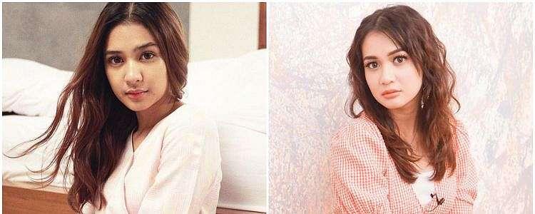 7 Potret Dea Annisa & Mikha Tambayong disebut mirip, susah bedain